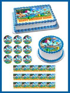 AVATAR AIRBENDER Edible Birthday Cake Topper Edible Cake Image
