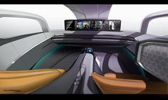 Interior Concept / Audi