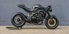 Triumph speed triple black kineo wheels u                              …