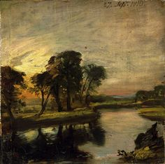 John Constable The Stour | Flickr - Photo Sharing!