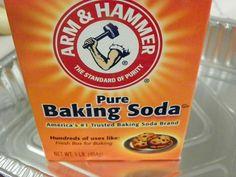 Dit kun je allemaal doen met baking soda