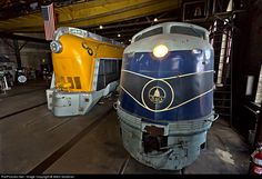RailPictures.Net Photo: BO 51 Baltimore & Ohio (B) EMD EA at Baltimore…