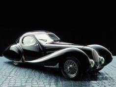 ~1938 Talbot-Lago T-150 CSS 'Teardrop' Body by Carrosserie Marcel Pourtout - Design by Georges Paulin~