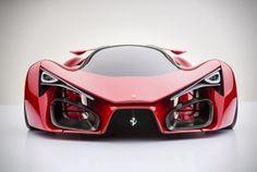 New Ferrari Concept