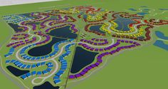 A Coved land development - Coving (urban planning) - Wikipedia, the free encyclopedia