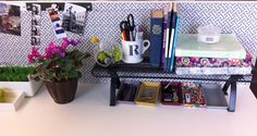 Superior Office Cubicle Decoration Small Space