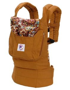 f150b38fa85 Ergo Baby Organic Desert Bloom Baby Carrier - Coupons and Discounts May be  Available