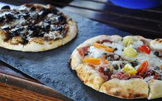 Far Niente's Chef Trevor Eliason's pizza to pair with Far Niente Chardonnay!