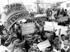 June Soweto Uprising begins On this day in police fired upon peaceful anti-apartheid protests in Soweto township, near Johannesburg in South Africa. Black Africans had been. Nelson Mandela, Youth Day South Africa, Mr Bean Birthday, Baltimore, Apartheid Museum, History Online, Lest We Forget, African History, High School Students