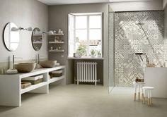 Revêtements muraux: cuisine, salle de bain, douche   Marazzi   Sur ...