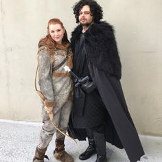 Game of Thrones Couple Costumes