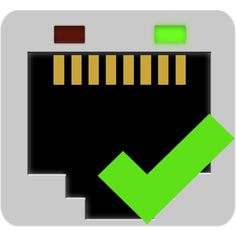 Ethernet Status get all the Ethernet connection stats & details you could want in your menu bar; avg 4.5  ratings; 33% off $2.99 --> $1.99!