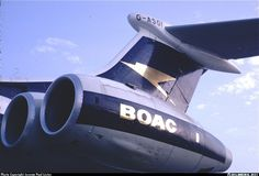 Vickers Super VC10 Srs1151 aircraft picture