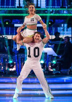 Strictly Come Dancing Week 9 - Steve Backshall and Ola Jordan aww bye bye Steve! Strictly 2014, Strictly Come Dancing, Crazy Celebrities, Celebs, Tango, Dance Like This, Ballet, Ballroom Dancing, Lets Dance