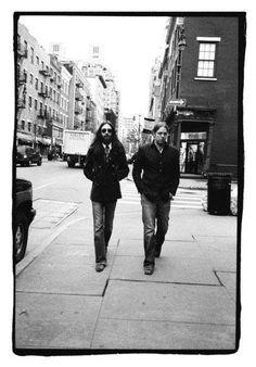 Chris Robinson & Rich Robinson