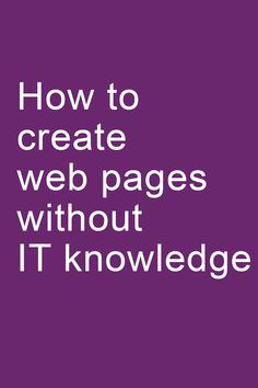 Learn how to create professional web pages without any coding. Use a simple click and drag interface to create any page that you want. Full training includes step by step instructions how to build your first web page. Join today for free Web Page Builder, Landing Page Builder, Affiliate Marketing, Online Marketing, Web Design Training, First Web Page, Cv Design, Time Management, Step By Step Instructions