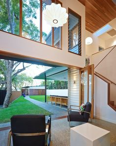 Great indoor outdoor living in a small lotShaun Lockyer Architects