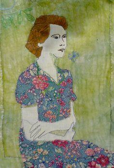 womanwithafish | sue stone textile artist