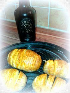 Simi´s Sattmacher- Rezepte und mehr.....: Backofenkartoffel
