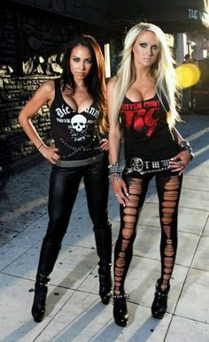 """Not many bands can say they've created their own genre, like how we created 'Slut Metal'. Sometimes you just have to embrace those negative stereotypes and turn it into something positive."" - Heidi Shepard of the Butcher Babies"