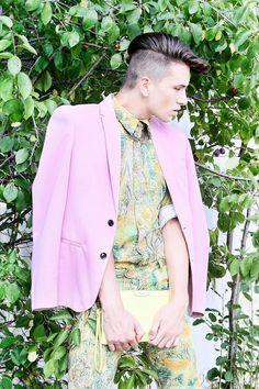 Men fashion madness                               : ALTAROMA VALENTINO , SABRINA PERSECHINO FASHION SH...