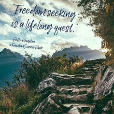 An inspiring motivational quote for creative people from the  book Freedom Seeker. Freedom Seeker helps women to live more, worry less and do what they love in life and set yourself free from the cage that traps them. Click through to join our supportive book club: https://bethkempton.com/book/