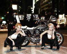 Japanese Gangster, Japanese Girl, Japanese Street Fashion, Tokyo Fashion, Gyaru, Sisters Magazine, Gangster Girl, Soul Sisters, Biker Girl
