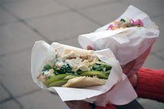 Street Gastro - Premium sandwiches in Helsinki - täytetyt leivät ravintolat katuruoka katukeittiö