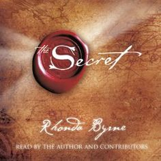 """Another must-listen from my #AudibleApp: """"The Secret"""" by Rhonda Byrne, narrated by Rhonda Byrne."""