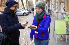 Indulge your sweet tooth, minus the guilt, with these mouth-watering vegan brownies! Join us on an eat-the-world culture & food tour and experience Kreuzberg like the locals as you explore one of Berlin's most multicultural neighborhoods! www.eat-the-world.com  | #EatTheWorld #EatTheWorldTour #FoodTour #Berlin #Kreuzberg #Xberg #Germany #Deutschland | #berlincity #halloberlin #berlinlife #berlinlove #foodinberlin #berlinfood