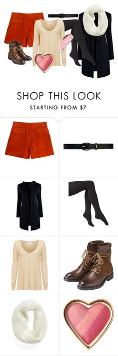 """""""Ootd#16"""" by luludedid on Polyvore featuring Emilio Pucci, Lauren Ralph Lauren, Via Spiga, American Vintage, GANT and Collection XIIX"""