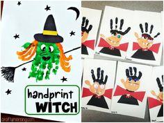 Handprint Characters