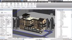 This youtube video sheds light on the functionalities of the V-ray for Revit. Now design professionals will be able to apply V-Ray core rendering technology in their design progression as V-ray is now incorporated with Revit.