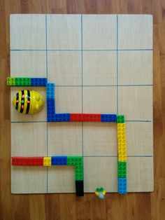 Circuito 5 Continuous Provision, Coding For Kids, Teaching Math, Lego, Robots, Fun, Apps, Fine Motor, Circuit