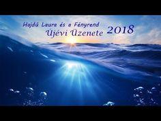 2018.01.11 - Hajdú Laura és a Fényrend újévi üzenete