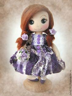 Коллекционные куклы ручной работы. Ярмарка Мастеров - ручная работа коллекционная кукла Иришка. Handmade.