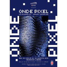 ONDE PIXEL Lo Sguardo di ... Miguel Chevalier 📱🔝😱👁🔵🌌 #UnicreditPavilion #milan #city #digital #displays #top #GaeAulenti #square #around #friends #followme #followers #like #life #relax #finish #cool #afternoon #socialnetwork #pinterest #instagram #swarm #tumblr #twitter #lifestyle #life #lights #people #kiss