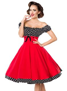 Fifty Years of Fashion Style Année 80, Emma Style, 1950s Style, Robes Vintage, Vintage 1950s Dresses, Retro Dress, Robes Rockabilly, Rockabilly Outfits, Rockabilly Cars