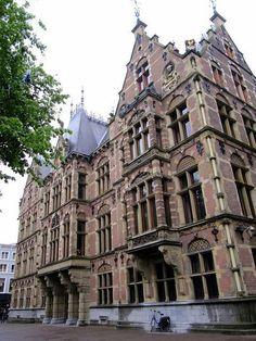 Den Haag - Oude Centrum