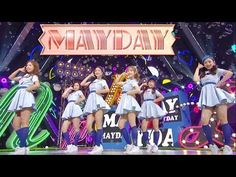 《Comeback Special》 APRIL (에이프릴) - MAYDAY @인기가요 Inkigayo 20170604 - YouTube