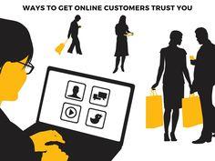 Ways To Get Online Customers Trust You