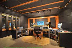 Sound Construction Supply Custom Recording Studio Furniture Is Based On Design Variations Of Our Production Desks Racks And IsoBoxTM