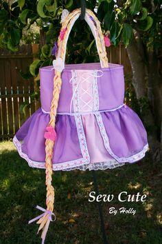 Rapunzel Inspired Princess Bag - Medium. $35.00, via Etsy.