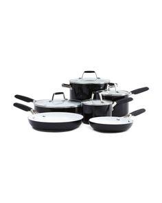 10pc Nonstick Ceramic Cookware Set