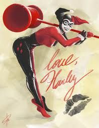 harley quinn pinup - Google Search