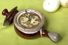 Finest French onion soup - Recipe by James Colquhoun & Laurentine ten Bosch