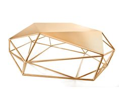Archimedes Bronze Limited Edition Coffee Table from Matthew Shively