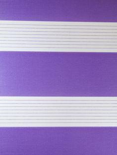 Tejido Noche y Día Violeta Liso. Tejidos para estores enrollables tipo noche y día. www.cortinarium.com
