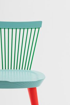 The WW Chair Color Series