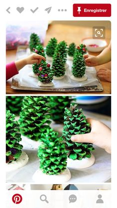 55 DIY Christmas Crafts for Kids to Make this Holiday Season! Christmas Decorations For Kids, Christmas Crafts For Kids To Make, Toddler Christmas, Diy Crafts For Kids, Christmas Tree Ornaments, Holiday Crafts, Christmas Diy, Christmas Treats, Christmas Nails